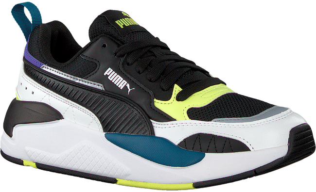 Zwarte PUMA Lage sneakers X-RAY 2 SQUARE JR  - large