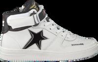 Witte VINGINO Hoge sneaker LOTTE MID  - medium