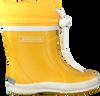 Gele BERGSTEIN Regenlaarzen WINTERBOOT  - small