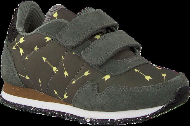 Grijze WODEN Sneakers NOA ARROW KIDS  - large