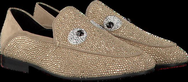 Gouden LOLA CRUZ Loafers 258Z00BK - large