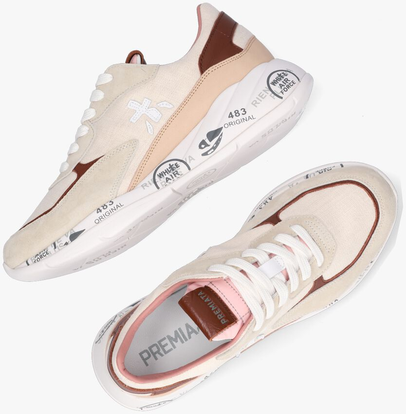 Beige PREMIATA Lage sneakers SCARLETT  - larger