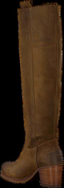 Bruine SHABBIES Hoge laarzen 192020065 SHS0675  - large
