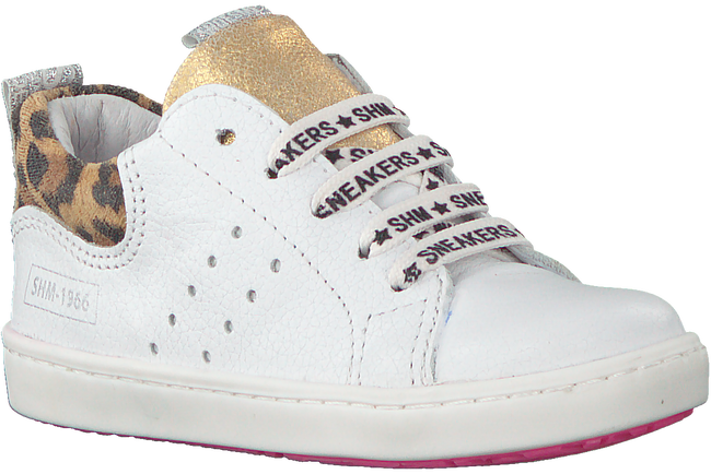 Witte SHOESME Lage sneakers UR20S017  - large