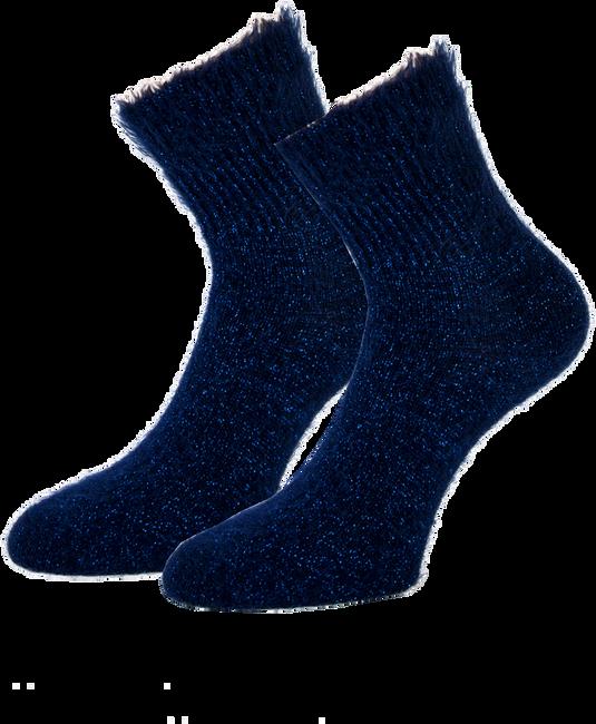Blauwe MARCMARCS Sokken ALEXIA - large