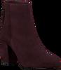 Paarse UNISA Enkellaarsjes OSBORN  - small