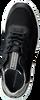 Zwarte FLORIS VAN BOMMEL Lage sneakers 16301  - small