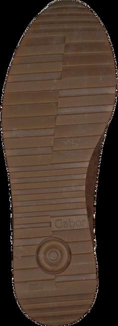 Cognac GABOR Lage sneakers 528  - large