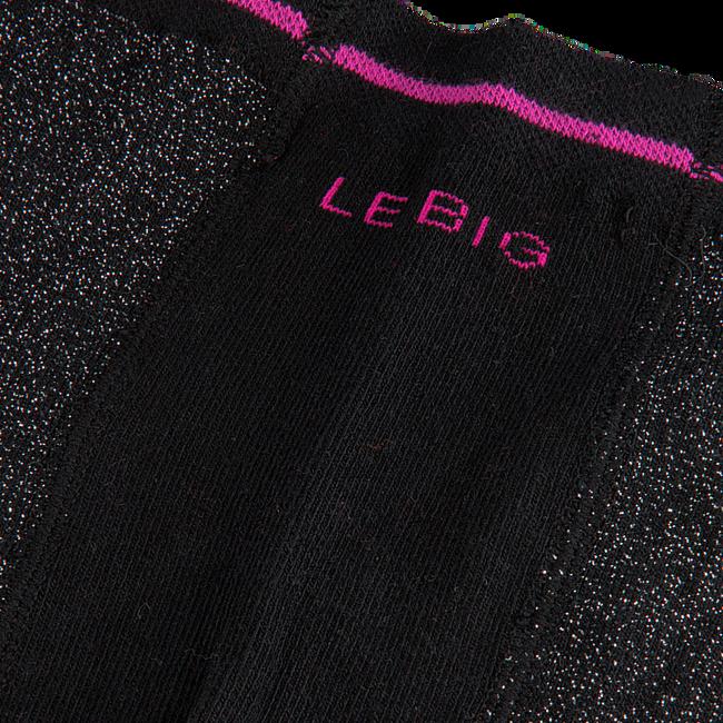 Zwarte LE BIG Sokken OVO TIGHT  - large