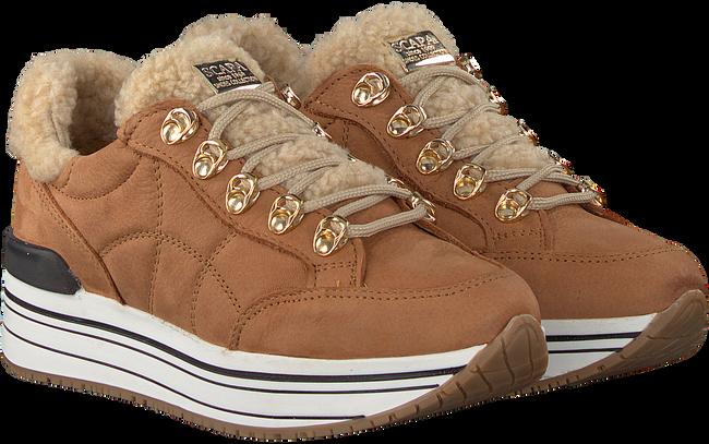 Cognac SCAPA Sneakers 10/4745  - large