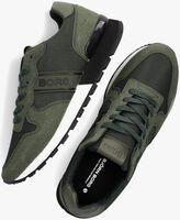 Groene BJORN BORG Lage sneakers R455 BSC M  - medium