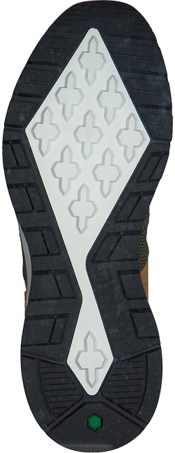 Groene TIMBERLAND Lage sneakers SPRINT TREKKER LOW FABRIC  - large