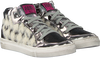 Zilveren P448 Sneakers LOVE - small