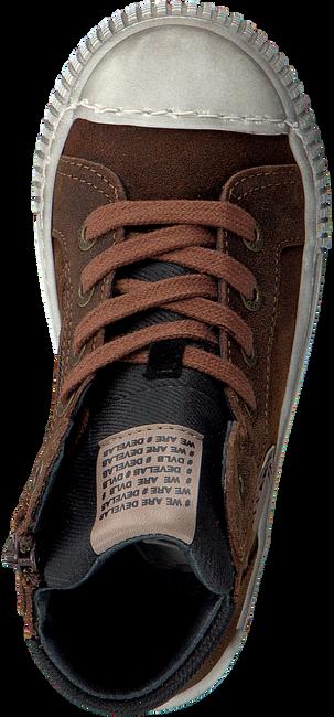 Cognac DEVELAB Sneakers 41851  - large