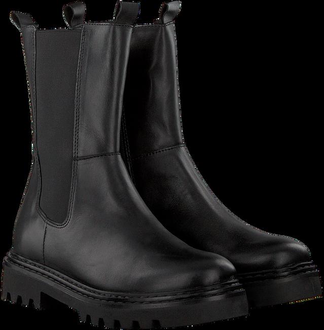 Zwarte PS POELMAN Chelsea boots LPCSATURNO - large