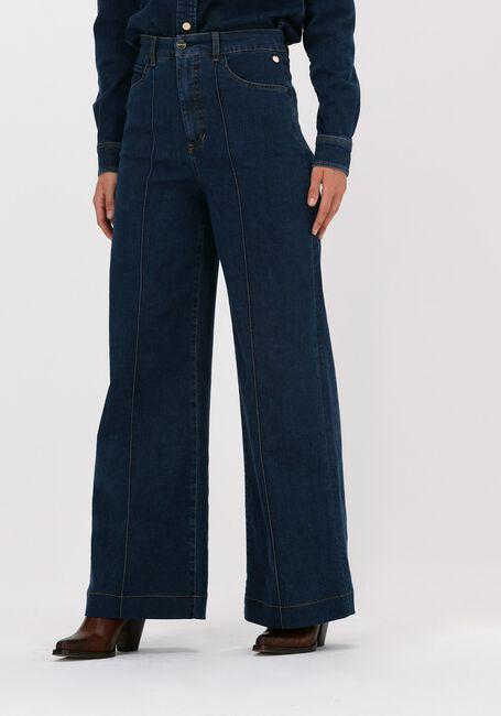 Blauwe VANILIA Flared jeans DENIM BEAU - large