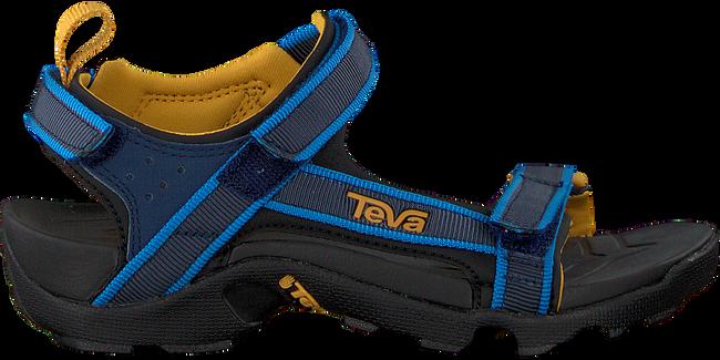 Blauwe TEVA Sandalen TANZA KIDS - large