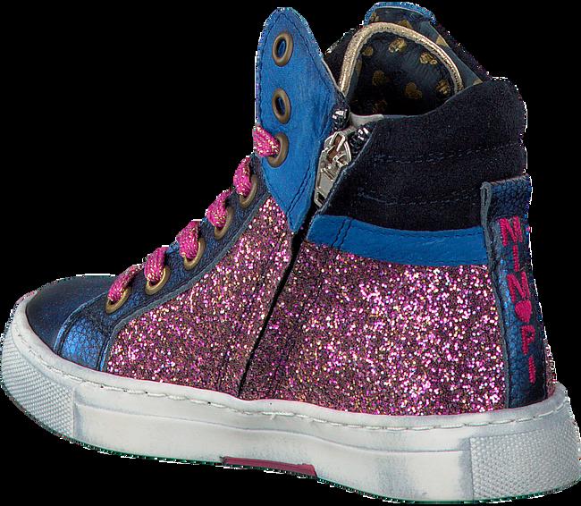 Blauwe MIM PI Sneakers 5503  - large