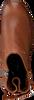 Cognac SHABBIES Enkellaarsjes 182020111 - small