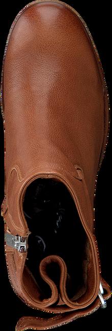 Cognac SHABBIES Enkellaarsjes 182020111 - large