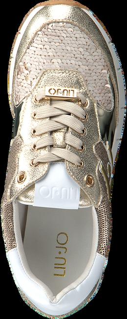 Gouden LIU JO Sneakers GIGI 02  - large