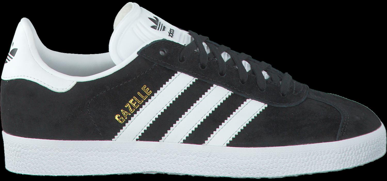 Zwarte ADIDAS Sneakers GAZELLE DAMES | Omoda