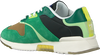 Groene SCOTCH & SODA Lage sneakers VIVEX  - small
