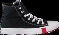 Zwarte CONVERSE Hoge sneaker CHUCK TAYLOR ALL STAR MULTI LOGO  - medium