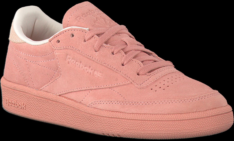 Roze Chaussures De Sport Reebok Club C 85 Wmn AOigl