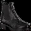 Zwarte VIA VAI Chelsea boots 4902054-01 - small
