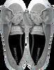 Witte CONVERSE Ballerina's CTAS KNOT SLIP WHITE/BLACK/WH - small