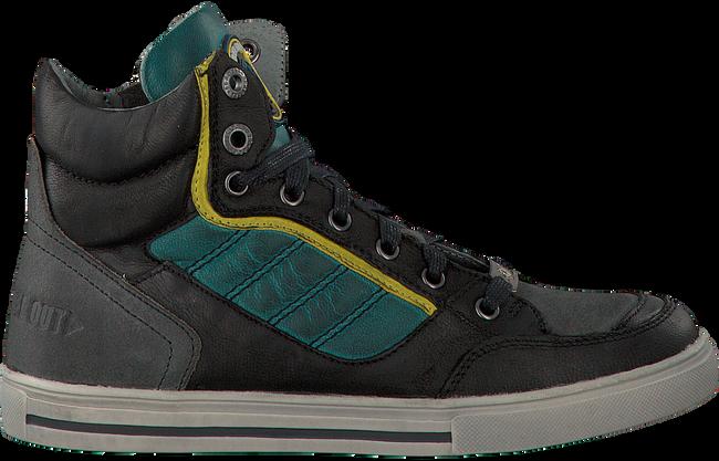 Zwarte BRAQEEZ Sneakers 417925  - large