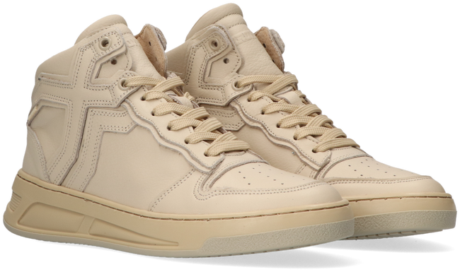 Beige BRONX Hoge sneaker OLD-COSMO 47325 - large