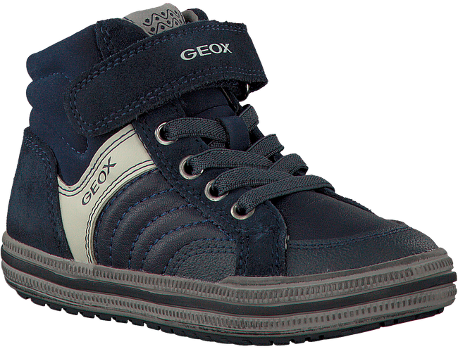 Blauwe GEOX Sneakers J64A4A  - large