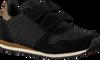 Zwarte WODEN Sneakers YDUN WEAVED II - small