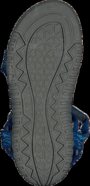 Blauwe TEVA Sandalen 1019535 HURRICANE 3  - large