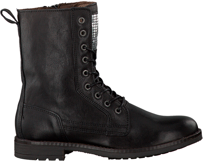 Zwarte BANA&CO Lange laarzen 45315  - large