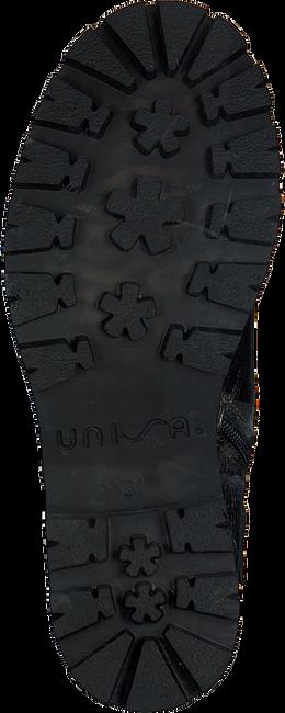 Zwarte UNISA Veterboots POTY-MD - large
