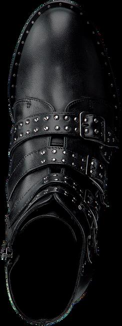 Zwarte ROBERTO D'ANGELO Enkellaarsjes 1800  - large