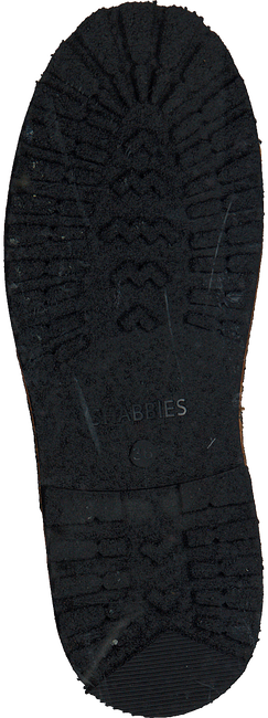 Zwarte SHABBIES Enkellaarsjes 181020150 - large