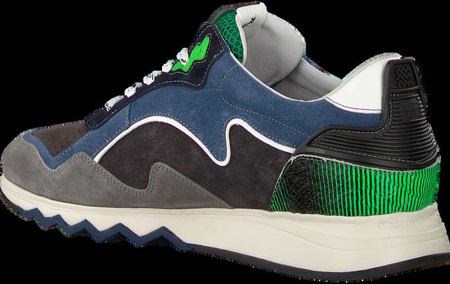 Blauwe FLORIS VAN BOMMEL Sneakers 16092  - large