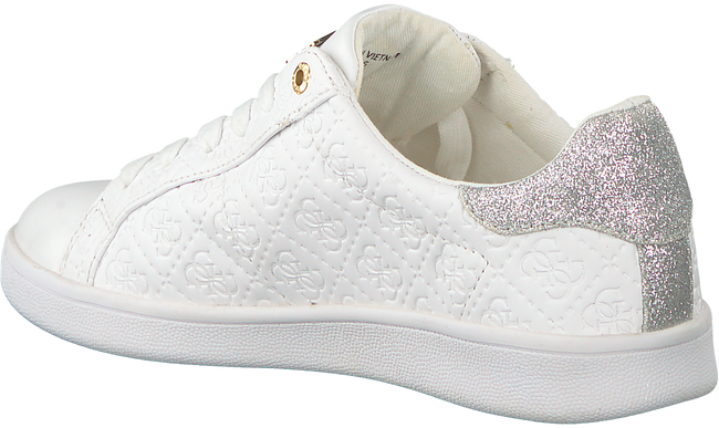 Witte GUESS Sneakers BAYSIC2 - large