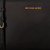 Zwarte MICHAEL KORS Schoudertas CROSSBODIES LG EW CROSSBODY - small