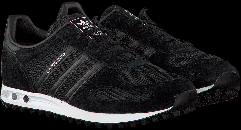 c657a332b99 Zwarte ADIDAS Sneakers LA TRAINER J - Omoda.nl