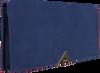 Blauwe LODI Clutch SAINT - small