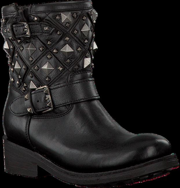 Zwarte ASH Biker boots TRONE DESTROYER  - large
