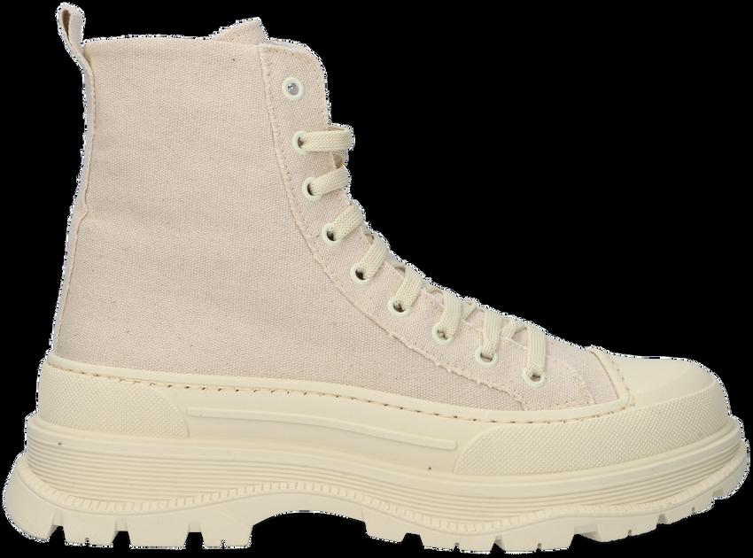 Beige NOTRE-V Hoge sneaker G01  - larger