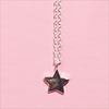 Zilveren ALLTHELUCKINTHEWORLD Ketting FORTUNE NECKLACE STAR - small