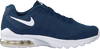 Blauwe NIKE Sneakers AIR MAX INVIGOR PRINT (GS)  - small