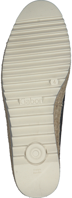Zwarte GABOR Instappers 610.2  - large